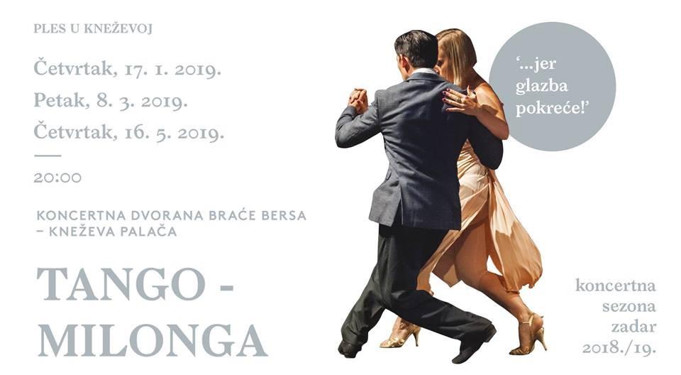 Tango - Milonga