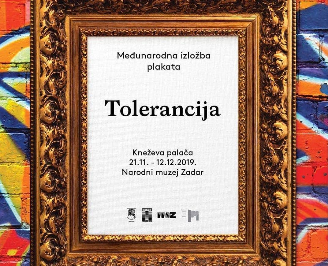 """Međunarodna izložba plakata """"TOLERANCIJA"""""""