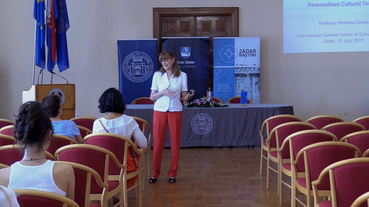 Zadar domaćin Ljetne škole kulturnog turizma