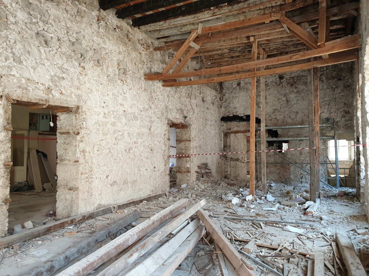 Održan 3. gradilišni sastanak za izvođenje radova na Providurovoj palači