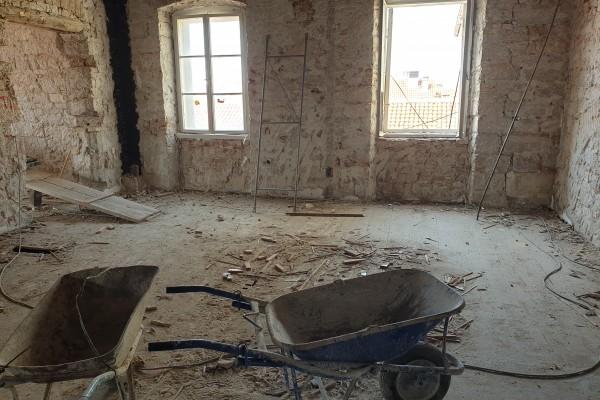 Održan 6. gradilišni sastanak za izvođenje radova na Providurovoj palači