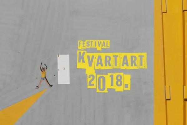 KvartArt Zadar 2018. - 1. dan