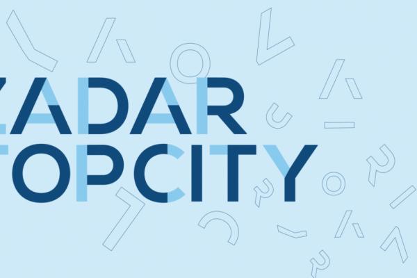 ZADAR TOP CITY - interaktivni blog posvećen EU projektima i razvoju Zadra