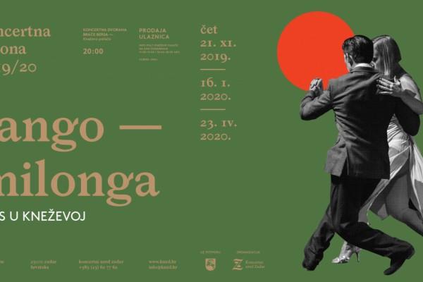 Tango - Milonga | Ples u Kneževoj