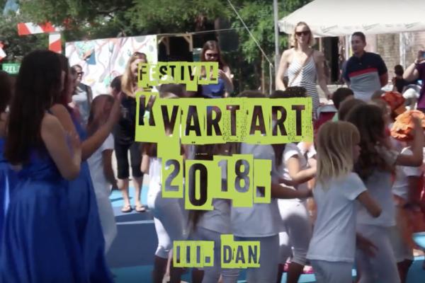 KvartArt Zadar 2018. - 3. dan
